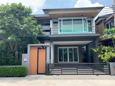 For SaleHouseSapankwai,Jatujak : BS329 House for sale The Gallery House Pattern Ladprao