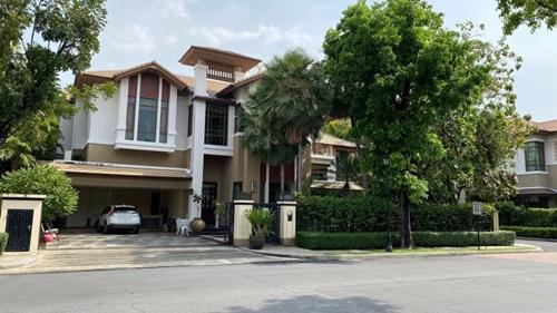 ขายบ้านสุขุมวิท อโศก ทองหล่อ : BS335 ขาย บ้านเดี่ยว หมู่บ้าน แสนสิริ สุขุมวิท 67 Baan Sansiri Sukhumvit 67