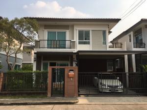 ขายบ้านพัฒนาการ ศรีนครินทร์ : ขายบ้านสวย ภัสสรเพรสทีส พัฒนาการ