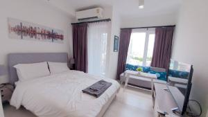 For RentCondoRatchadapisek, Huaikwang, Suttisan : Chapter one eco 🍁 beautiful decoration 🍁 fully furnished 🍁 7500 baht only