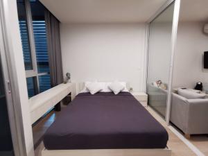เช่าคอนโดรัชดา ห้วยขวาง : For Rent Noble Revolve Ratchada ให้เช่าโนเบิล รีโวล รัชดา ติด MRT ศูนย์วัฒนธรรม ห้องสวยแต่งครบพร้อมเข้าอยู่