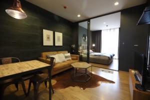 เช่าคอนโดอ่อนนุช อุดมสุข : For Rent - Hasu Haus size 37