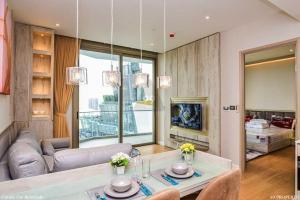 เช่าคอนโดวงเวียนใหญ่ เจริญนคร : For rent Magnolia waterfront residences (Iconsiam)