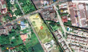 ขายที่ดินบางแค เพชรเกษม : ขายที่ดิน 3-1-66 ไร่ ถนนเทอดไท