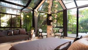 For RentHouseSukhumvit, Asoke, Thonglor : Single-storey house, private pool, fully furnished, Ekamai