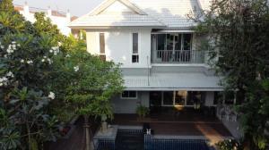 ขายบ้านโชคชัย4 ลาดพร้าว71 : ขายบ้านสวย พร้อมสระว่ายน้ำ เข้าออกง่าย เดินทางสะดวก ซอยนาคนิวาส 21