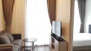 For RentCondoSukhumvit, Asoke, Thonglor : FOR RENT :: OKA HAUS : New room Fully furnished Near BTS Thong Lor (L21_0366)