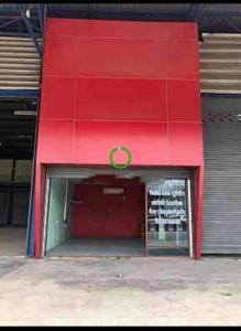เช่าโกดังพัทยา บางแสน ชลบุรี ศรีราชา : รหัสC4410 ให้เช่าโกดังขนาด 800ตารางเมตร ริมถนนชลบุรี บ้านบึง เหมาะทำโกดัง ร้านค้า