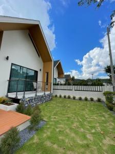 ขายบ้านโคราช เขาใหญ่ ปากช่อง : #ขายบ้านเดี๋ยวสไตล์รีสอร์ท โครงการ The Lush Valley  บ้านสระน้ำใส หมู่ 7 ซอยทองหล่อ #ปากช่อง #นครราชสีมา  Pak Chong District,  Nakhon Ratchasima 30450