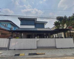 For SaleHouseNakhon Pathom, Phutthamonthon, Salaya : BH_01157 House for sale Chaiyapruek Thawi Watthana 24