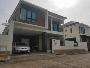 เช่าบ้านพัฒนาการ ศรีนครินทร์ : NA-H9011 ให้เช่าบ้านเดี่ยว 2 ชั้น มบ. วิลล่า อะคาเดีย ศรีนครินทร์