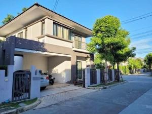 ขายบ้านสำโรง สมุทรปราการ : SH_01089 ขาย บ้านเดี่ยว หมู่บ้าน เอโทล จาวา เบย์ บางนา – สุวรรณภูมิ ซอย กิ่งแก้ว 19