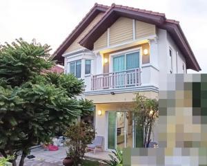 For SaleHouseSamrong, Samut Prakan : SH_01087 House for sale Serene House Bangna