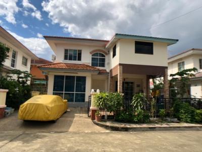 ขายบ้านบางแค เพชรเกษม : BH_01151 ขาย บ้านเดี่ยว หมู่บ้าน มัณฑนา เพชรเกษม 81