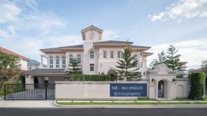 For SaleHouseBangna, Lasalle, Bearing : HC039  House for sale Baan Nantawan Bangna Km 7. Beautiful house corner plot