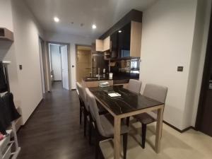 เช่าคอนโดพระราม 9 เพชรบุรีตัดใหม่ RCA : The Line Asoke Ratchada - 2 Bedroom For Rent