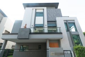 For SaleHouseOnnut, Udomsuk : BH_01142 House for sale The Gentry Sukhumvit 101