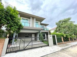 เช่าบ้านพัฒนาการ ศรีนครินทร์ : ให้เช่าบ้านเดี่ยวเส้นพัฒนาการ 2 Storey detached house for rent, Phatthanakan, fully furnished.
