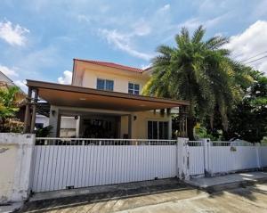 For SaleHouseSamrong, Samut Prakan : BH_01137 House for sale Perfect Place Sukhumvit 77-Suvannabhumi