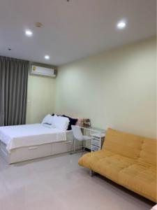เช่าคอนโดพระราม 9 เพชรบุรีตัดใหม่ : ให้เช่า คอนโด Supalai Premier อโศก 33 ตรม. Studio ชั้น 21 ห้องสวย วิว มศว. Fully Furnished  K2467