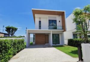 For SaleHouseBangna, Lasalle, Bearing : SH_01081 House for sale COMO Bianca - Bangna