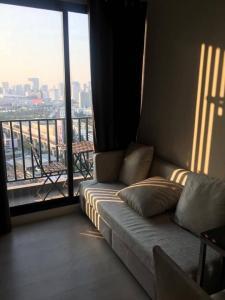 เช่าคอนโดพระราม 9 เพชรบุรีตัดใหม่ : ถูกสุดในเวป !! ห้องแต่งสวยมาก ชั้นสูงวิวสวย Niche Pride Thonglor - Phetchaburi