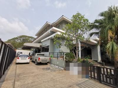 ขายบ้านนวมินทร์ รามอินทรา : BH_01120 ขาย บ้านเดี่ยว รามอินทรา พร้อมโกดัง และ ออฟฟิศ