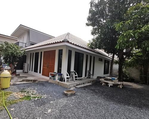 ขายบ้านนวมินทร์ รามอินทรา : BH_01121 ขาย บ้านเดี่ยว ซอย รามอินทรา 14 แยก 17