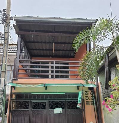 For RentTownhouseRama9, RCA, Petchaburi : H0138-A😊 For RENT ให้เช่าทาวน์โฮม 2 ชั้น,🚪3 ห้องนอน🚄ใกล้  MRT ศูนย์วัฒนธรรม🏢ดินแดง🔔พื้นที่บ้าน:20.00ตร.วา🔔พื้นที่ใช้สอย:160.00ตร.ม.💲เช่า:20,000฿📞O99-5919653, O86-454O477✅LineID:@sureresidence