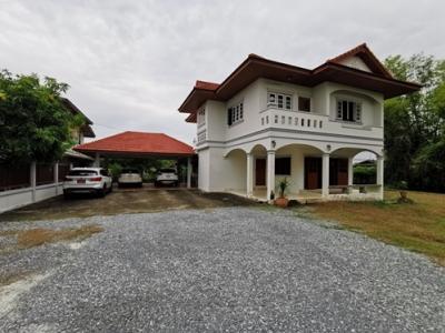For SaleHouseBangbuathong, Sainoi : NH_01045 House for sale House Bangyai