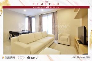 For SaleCondoRama9, Petchburi, RCA : Best Price!!  Villa Asoke @10 MB - Modern Style 20+ High Floor North  Near MRT Phetchaburi