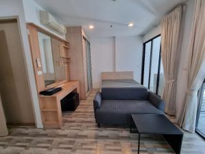 For RentCondoRatchadapisek, Huaikwang, Suttisan : 8,000/month only 🔺️ Ideo Huai Khwang 🔺️ #next to MRT Huai Khwang