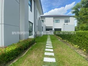 For RentHousePattanakan, Srinakarin : ** 5 Bedrooms Luxury Beautiful Single House for Rent ** The City Pattanakarn Near Seacon Square & Suan Luang Rama 9