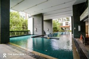 For SaleCondoRama9, RCA, Petchaburi : Sale With Tenant!!  The Address Chidlom @8.385MB -  Luxury Room Fully Furnished 600m from BTS Chit Lom