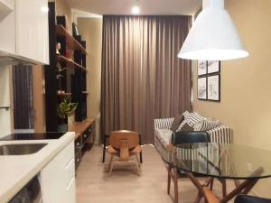 For RentCondoSukhumvit, Asoke, Thonglor : 1bedroom condo 35 sq.m. for rent at Noble BE19.[ Sukhumvit 19 ],[ BTS Asoke Station ].