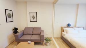 เช่าคอนโดอ่อนนุช อุดมสุข : 6408-266 ให้เช่า คอนโด อ่อนนุช บางจาก BTSอ่อนนุช Chambers On-nut Station 1ห้องนอน พร้อมอยู่