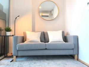 For RentCondoSukhumvit, Asoke, Thonglor : 💥🎈For rent  The Tree Sukhumvit 71-Ekamai  - 1Bed , size 27 sq.m., Beautiful room, fully furnished.💥🎈