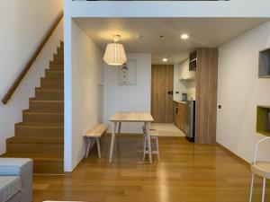 เช่าคอนโดสุขุมวิท อโศก ทองหล่อ : 🔥 Siamese Exclusive queen 31 🔥  ห้อง Duplex แต่งสวย พร้อมเข้าอยู่ ราคาต่อรองได้ //สอบถามเพิ่มเติม@Friendcondo