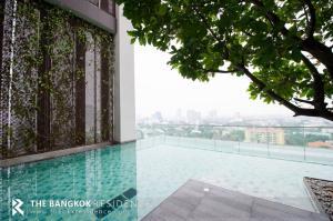 ขายคอนโดสุขุมวิท อโศก ทองหล่อ : คอนโดสุดหรู! HQ By Sansiri @8.79MB - ชั้นสูง15+ ห้องแต่งสวยมาก ทิศเหนือ ทำเลดีใกล้ BTS ทองหล่อ