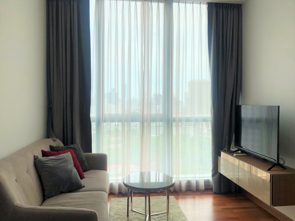 For SaleCondoRatchathewi,Phayathai : ขายพร้อมผู้เช่า คอนโด Wish ราชเทวี  ชั้น 26 วิวสวยมาก หันหน้าเข้าสระปทุม 1 ห้องนอน 35 ตรม.