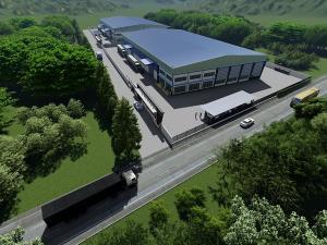 ขายโรงงานพัทยา บางแสน ชลบุรี ศรีราชา : ขายอาคารโรงงานสร้างใหม่ พร้อมที่ดินเนื้อที่ 4 ไร่พื้นที่ใช้สอย 3,465 ตร.ม หม้อแปลง 500 KVA ถนน344-331 อำเภอบ้านบึง ราคาขาย 55 ล้านบาท