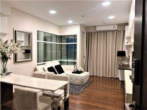 For SaleCondoSukhumvit, Asoke, Thonglor : ✅For Sale 1Bedroom 1Bathroom Size 42.85 sq.m. On 17th Floor Fully-Furnish, Ready to move in Sell Price 6,700,000 THB