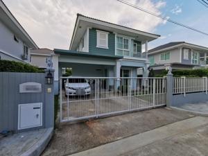 ขายบ้านสำโรง สมุทรปราการ : SH_01043 ขาย บ้านเดี่ยว หมู่บ้าน วิลาจจิโอ บางนา กม.26