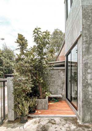 For RentTownhouseRama9, RCA, Petchaburi : townhome ศูนย์วิจัย 2 ห้องนอน 3 ห้องน้ำ