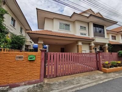 ขายบ้านนครปฐม พุทธมณฑล ศาลายา : BH_01060 ขาย บ้านเดี่ยว หมู่บ้าน นาราวดี พุทธมณฑลสาย 4 นครปฐม