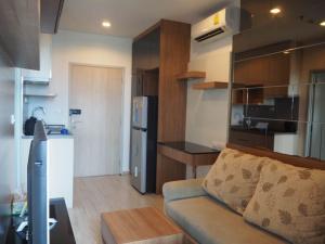 For RentCondoBangna, Bearing, Lasalle : ⚡️⚡️For Rent!! Ideo Mobi Sukhumvit Eastgate, fully furnished, next to BTS Bangna