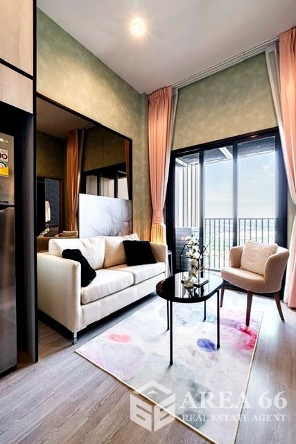 ขายคอนโดอ่อนนุช อุดมสุข : 🔥🔥 ห้องสวยมากกก ราคาพิเศษ!!!! ขายคอนโด The Line สุขุมวิท 101 ใกล้ BTS ปุณณวิถี