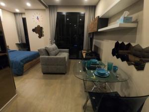ขายคอนโดสุขุมวิท อโศก ทองหล่อ : 6408-124 ขาย คอนโด อโศก พร้อมพงษ์ MRTสุขุมวิท Ashton Asoke 1ห้องนอน ชั้นสูง