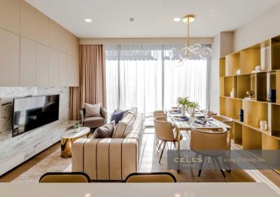 For SaleCondoSukhumvit, Asoke, Thonglor : [For Sale] Condo, Good Location, near BTS Celes Asoke, 2 Bedrooms