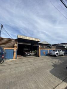 เช่าโรงงานพระราม 2 บางขุนเทียน : RK093 ให้เช่าโกดัง พื้นที่ 160 ตรว. สร้างเต็มพื้นที่ มีใบ รง.4 ซ.สะแกงาม 25 ถนนพระราม 2